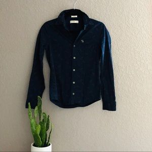abercrombie kids Shirts & Tops - Abercrombie Kids Button Up Shirt •L